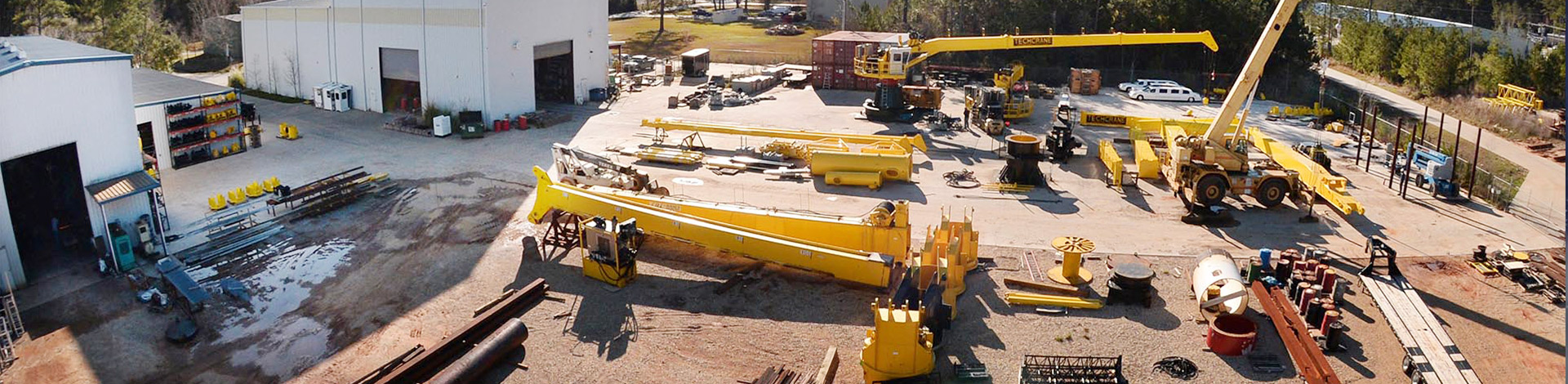 Techcrane Marine Offshore Cranes